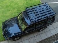 Discovery 1 / Discovery 2 - Expedition Roof Rack (with factory fitted roof rails)